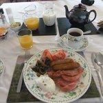 Een heerlijk ontbijt!