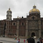 Basilica de Guadalupe- Internamente