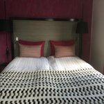 Des lits sympas