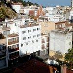 Vue du quartier  (du toit terrasse)