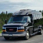 Black Hills WineTour van