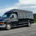 Black Hills Wine & Micro Brewery Tour van