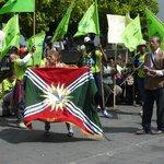manifestazione politica