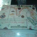 um dos muitos mapas
