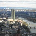 Banco central Europeu, rio Main.