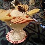 Sahlab, traditional Egyptian dessert - yum!