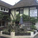 The front of Pilgrims Rest