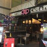 Entrance to OXO Pub
