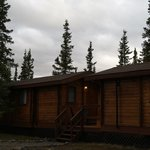 Sample cabins