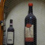 the wine at poggio alloro