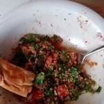tabule starter was the best, freshest, food I have ever tasted!