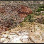 Maras Salt Mines, Urubamba, Cuzco, Pérou