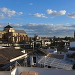 La Mezquita from roof terrace - day