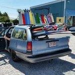 Foto de Pump House Surf Shop