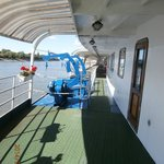 boat walkway