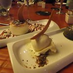 selection of deserts