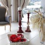 Beautiful elegant Reception area