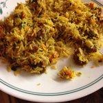 Delicious lamb Biriyani !!!