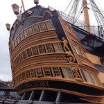 Incredible detail, iconic vessel
