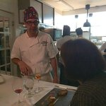 Interaction with Chef