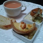 Vegetarian High Tea