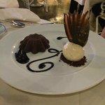 Designer dessert!