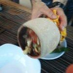 The Testi Kebab was good but a little bland