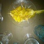 L'ananas au rhum