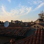 View from rooftop verhanda