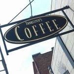 Excellent vanilla latte. A wonderful establishment in Galesburg.