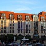 Hotel from Gendarmenmarkt
