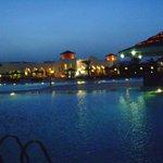 vista ristorante/hotel dalla piscina