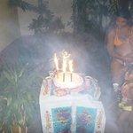 Cumpleaños Nro. 1 de mi hija Samirah