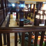 Lobby from Second Floor