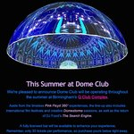 Dome Club - Summer 2014