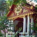 sala di preghiera per i monaci