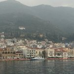 Samos from other side of the bay