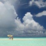 Private sandbank tour