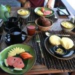 Frei wählbares Frühstück