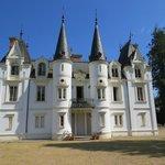 Le Château de la Motte à Noailly dans le Roannais