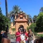 Mehta family with Estela