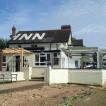 Folly Inn from the jetty