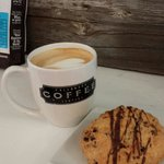 Fresh Scone & Latte