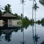 Infinity Pool and Snooker Pavilion