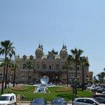 La piazza del Casino