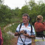 Enjoy our guided nature walks.