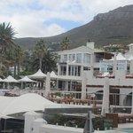 Hotel a beira mar