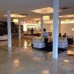 Hotelbar und Lobby
