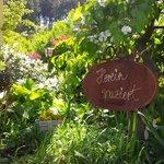 Unser Gastgarten
