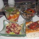 buffet du Movenpick hotel El Gouna